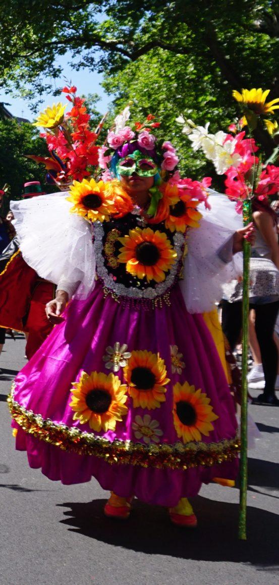 Carnaval de las culturas en Berlin