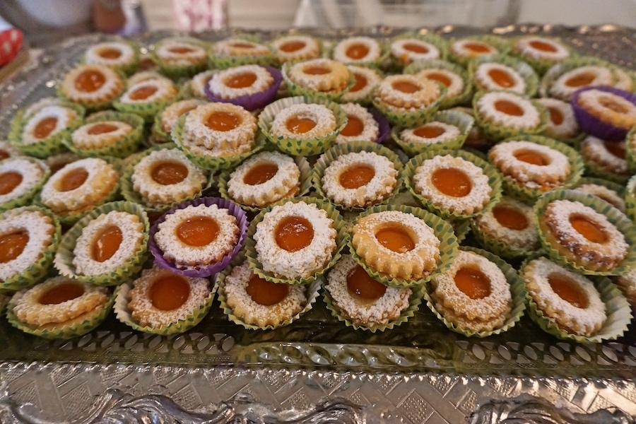 Algerische Süßigkeiten