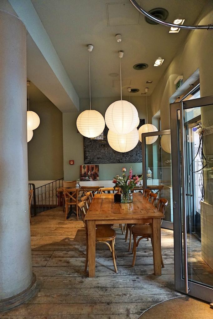 Das Café Opitz