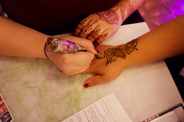 Turkish Henna Night Intercultural World